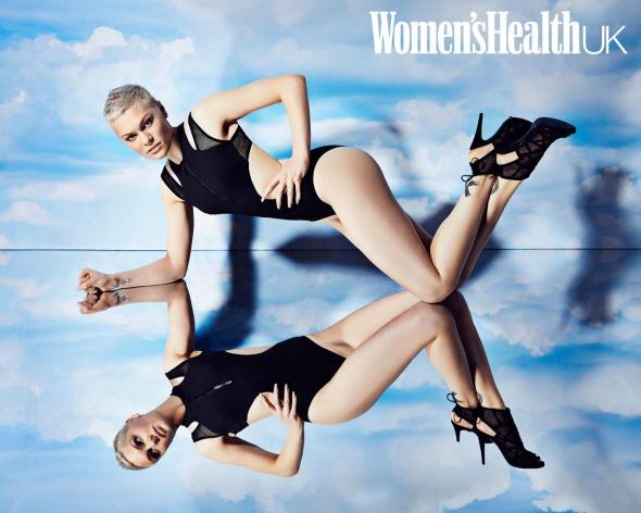 Jessie J habla sobre la diferencia de como la tratan en USA y el Reino Unido para revista.