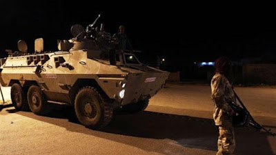 مهمة جديدة للجيش الثالث بوسط سيناء