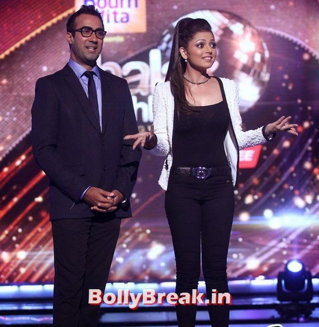 Ranvir Shorey and Drashti Dhami, Jhalak Dikhhla Jaa Season 7 Grand Launch Pics