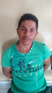 Agricultora é esfaqueada pelo marido na zona rural de Nova Floresta, autor é preso pela PM
