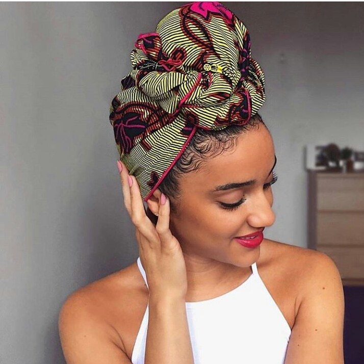 oyinbo head wrap