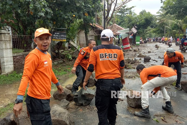 PLN : 23 Karyawan Meninggal dalam Tsunami Pandeglang