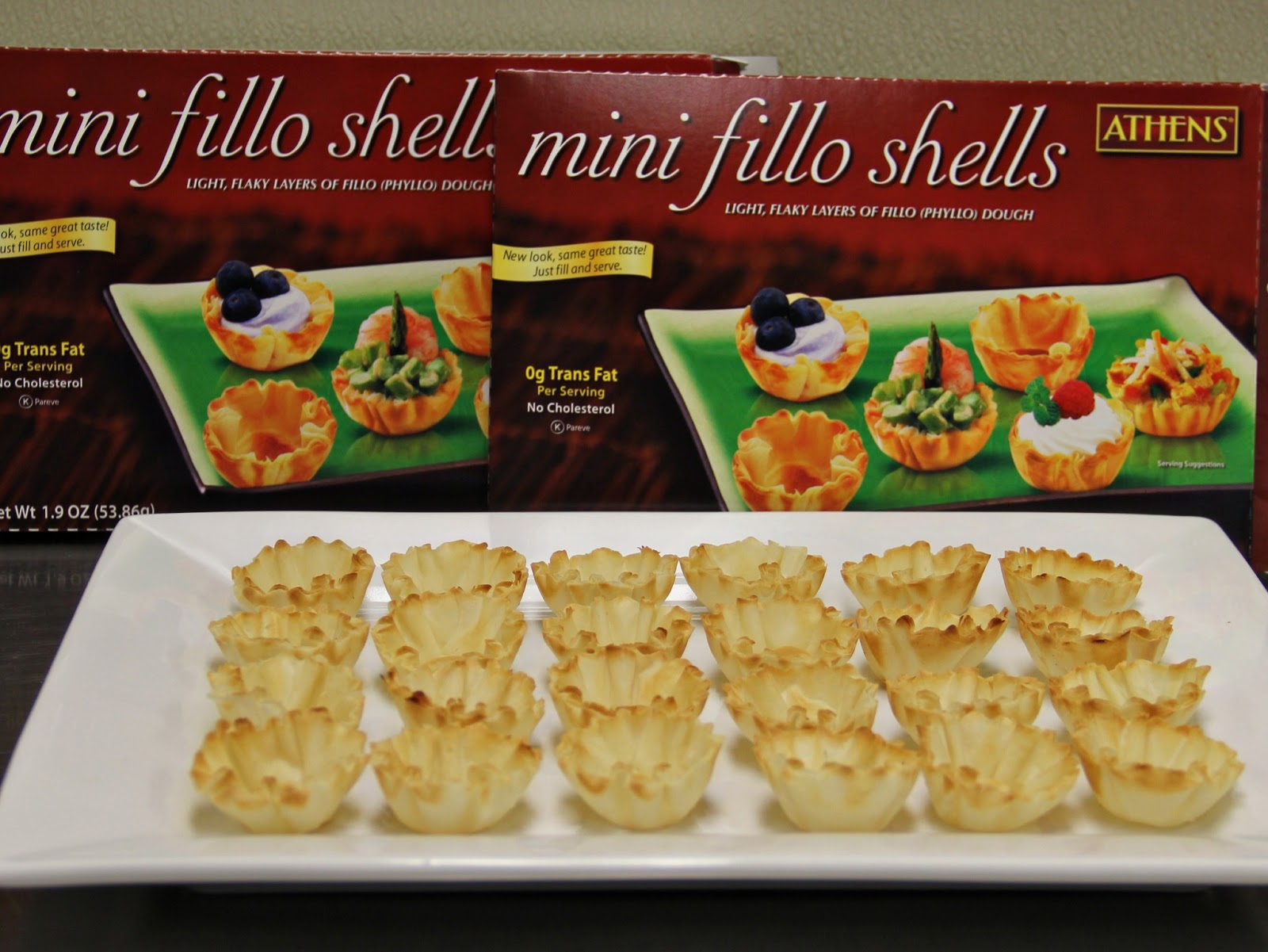 What Can I Make With Phyllo Dough And Chocolate