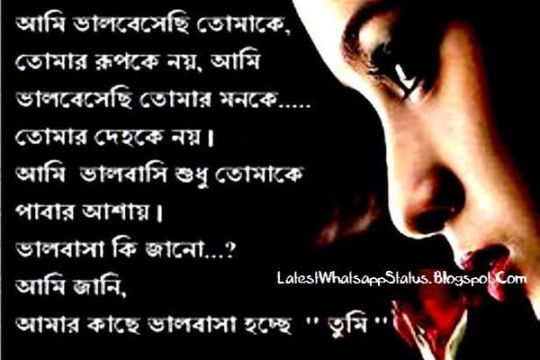love good night sms bangla new