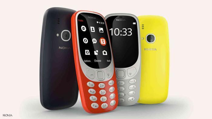 نوكيا تصدر هاتفها الجديد نوكيا 3310 Nokia يحقق أعلى مبيعات في العالم