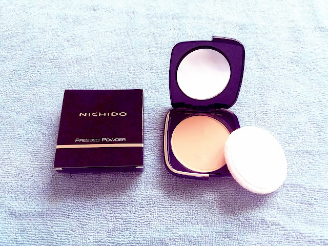 Nichido Pressed Powder