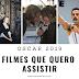 Oscar 2019 - Filmes que quero assistir