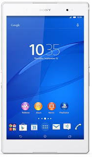 Cara Mudah Flashing Sony Xperia Z3 Tablet Compat SGP612
