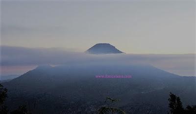 gunung sindara tertinggi di Indonesia