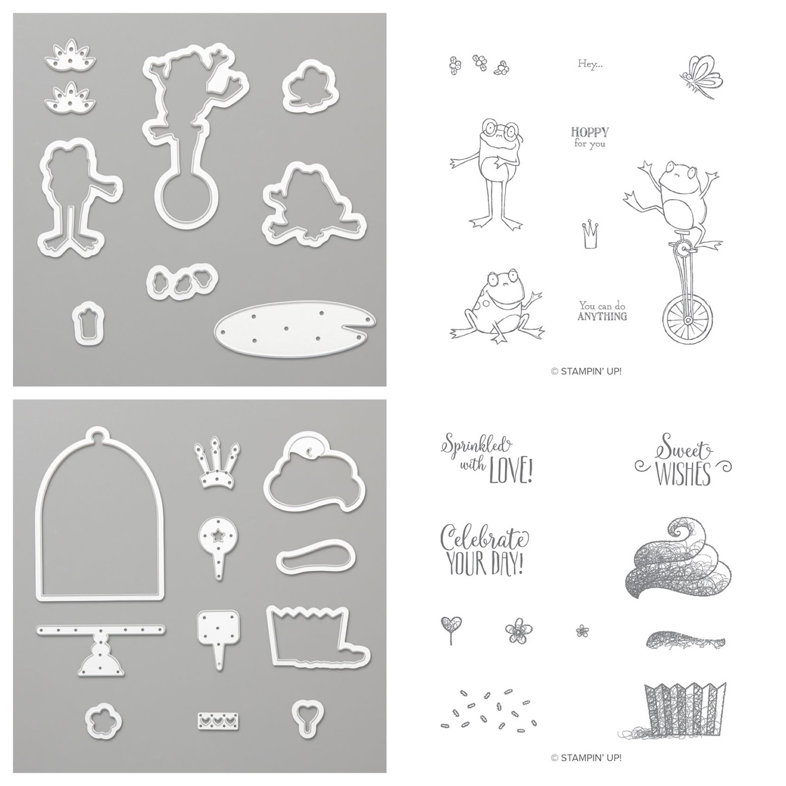 Stamped Sophisticates: Third Release of Stampin' Up! Sale-A