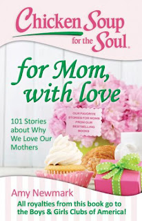 Enter to win the Chicken Soup for the Soul: for Mom, with Love Giveaway. Ends 5/7
