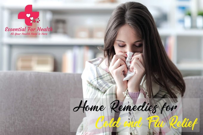 Natural Home Remedies for Quick Cold and Flu Relief - carelyf.com