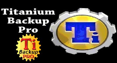 Titanium Backup Pro