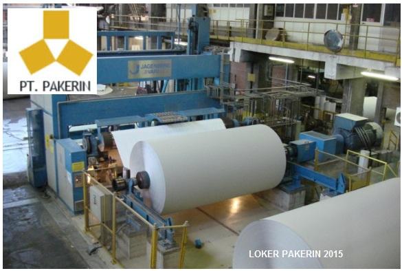 Lowongan Kerja Pt Pabrik Kertas Indonesia Pakerin Tingkat Smk S1 Rekrutmen Lowongan Kerja Bulan Februari 2021