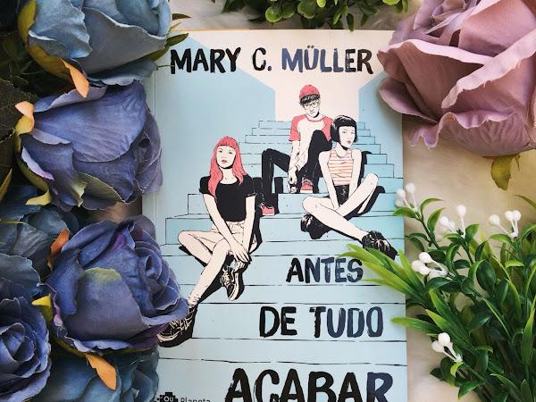 Antes de Tudo Acabar, de Mary C. Müller