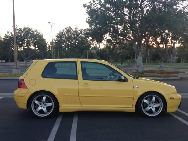 2003 VW GTI 20th Anniversary - Buy Classic Volks