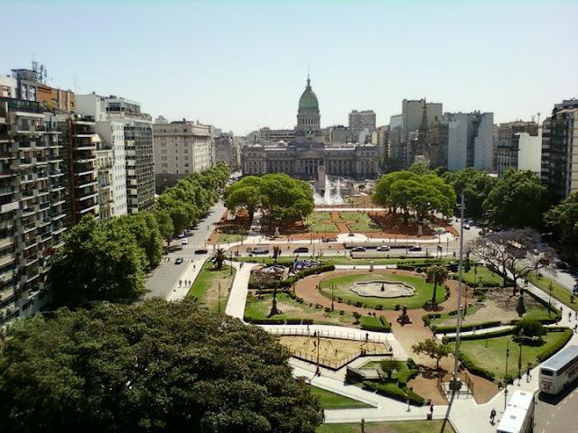 Estação Congreso em Buenos Aires