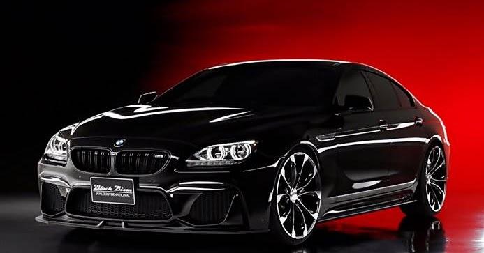 Bmw 6 Series Gran Coupe On Black Bison Kit Bmw Redesign