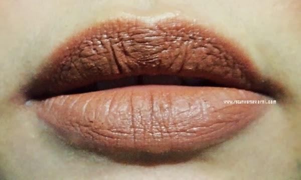 Memakai Mirabella Warna Coklat