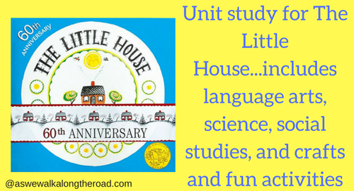 The Little House unit study