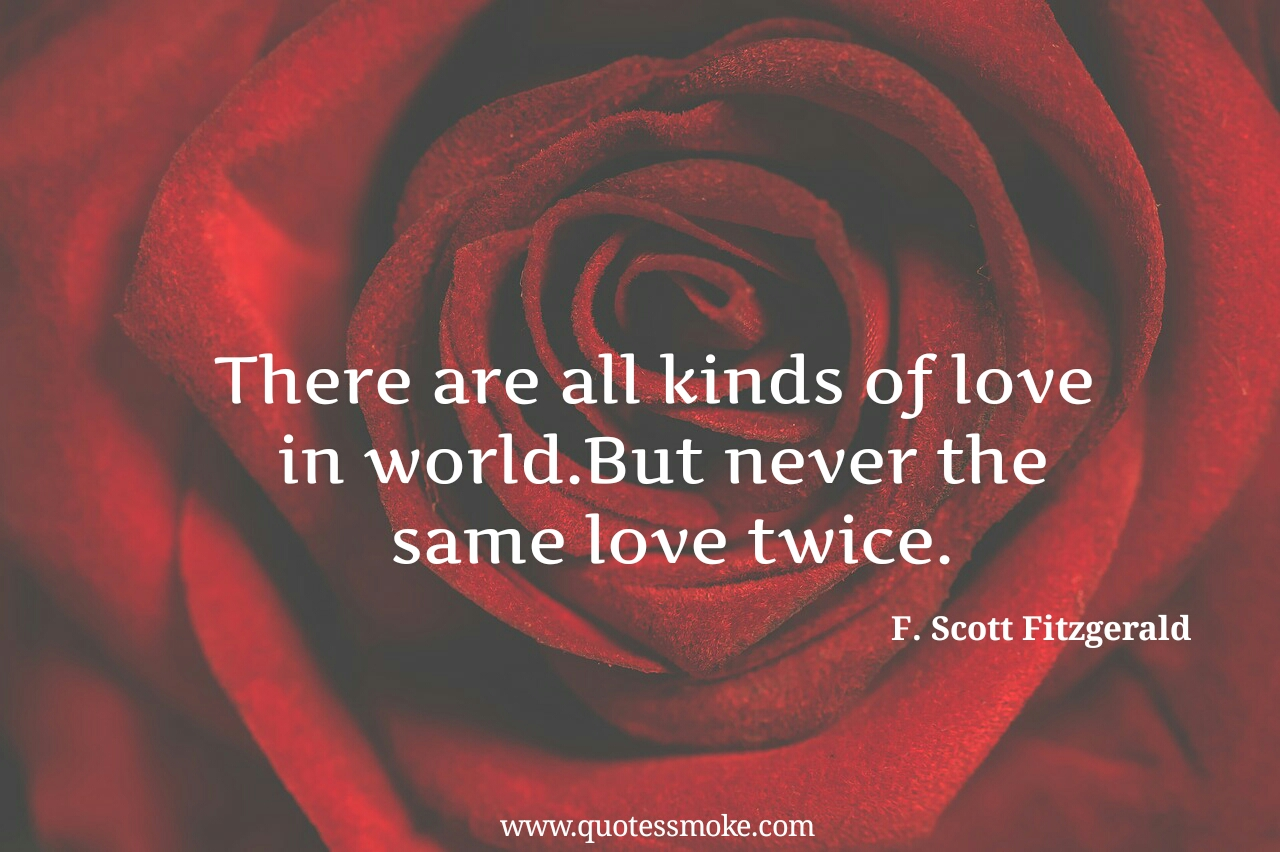 Love Quotes F Scott Fitzgerald Enchanting 25 Best F Scott Fitzgerald Love Quotes To Look Into You And Life
