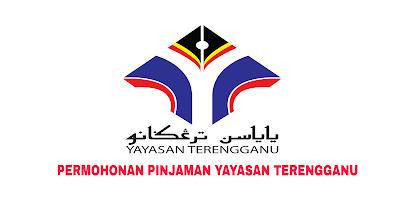 Permohonan Pinjaman Yayasan Terengganu 2019 Online
