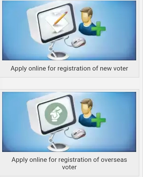 oter id card online application form