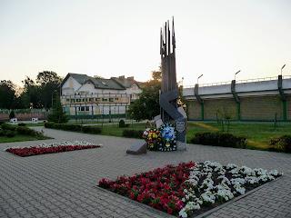 Лунинец. Воинский мемориал