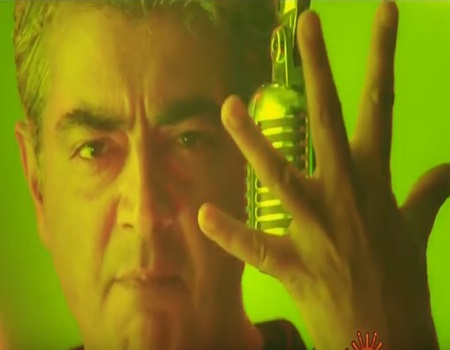 Vivegam Surviva Video song