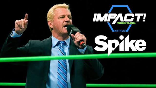 Az Impact Wrestling tárgyal a Spike TV-vel?