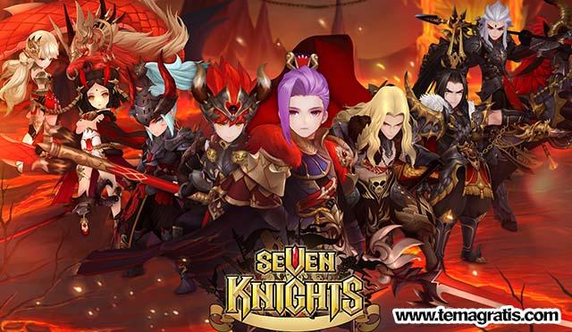 seven knights hd wallpaper