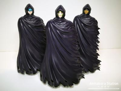 Myth EX The Three Mysterious Surplice Set