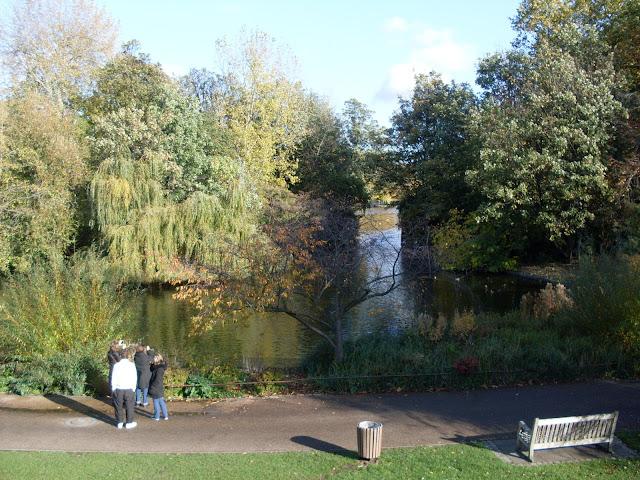 Londres St James Park