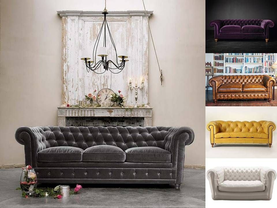 Luv decor sof chesterfield o cl ssico que nunca sai de for Sofa que vira beliche onde comprar