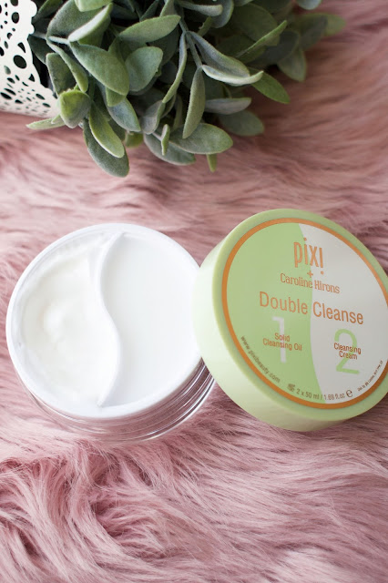 Pixi, Pixi beauty, Caroline Hirons, Double cleanse, Beauty. bbloggers, blogger, skincare