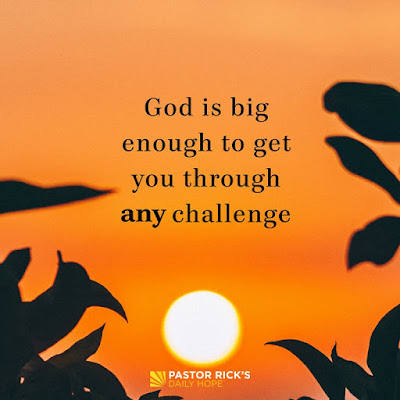 God's Unlimited Resources Are Available to You by Rick Warren