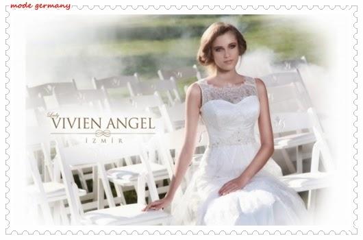 Vivien Angel Brautmode 2014