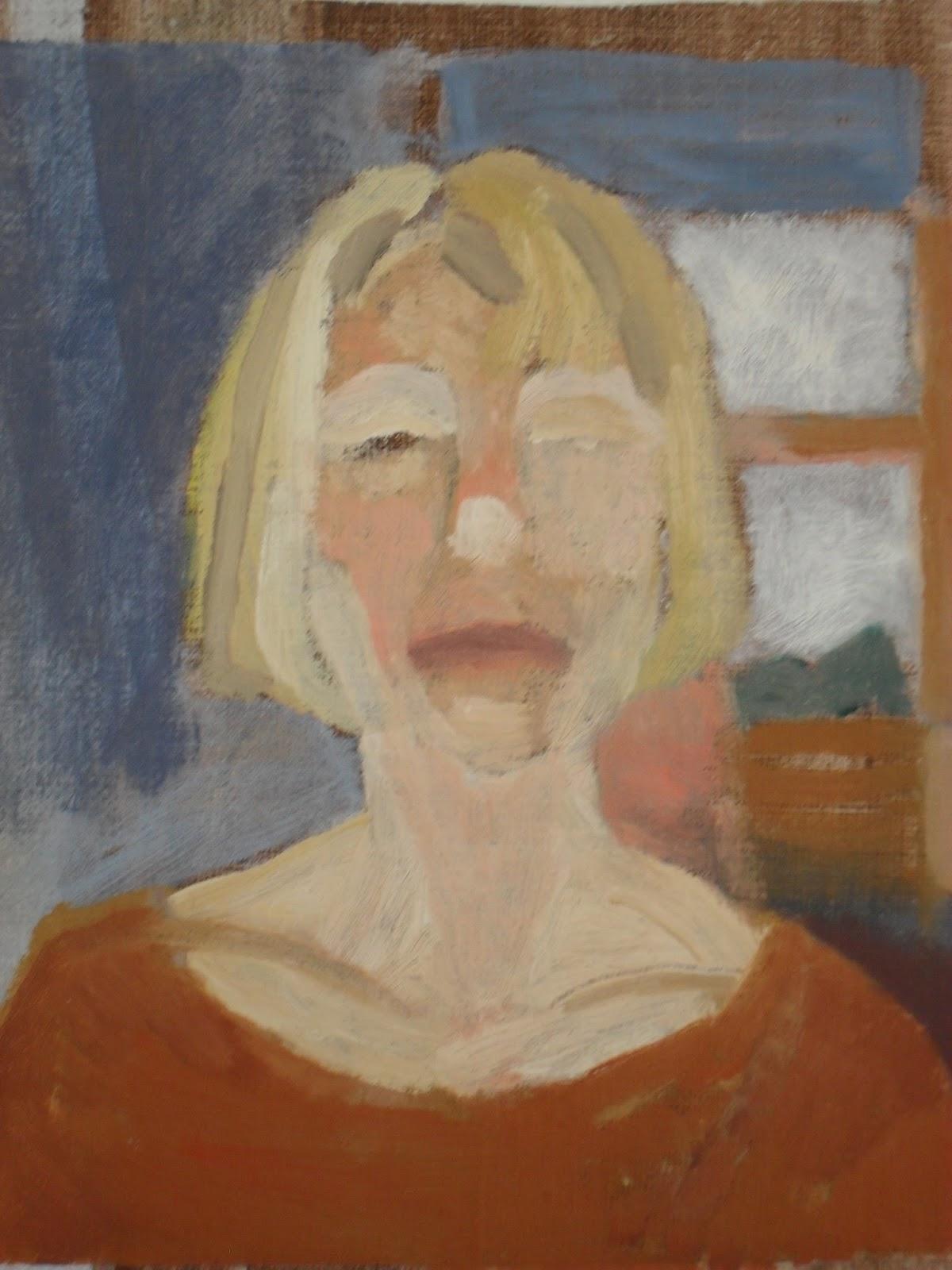 62fb965db713 RUM44: DÅ : HÄR OCH NU. Karin Gustavsson - målade skisser - 3-10 ...
