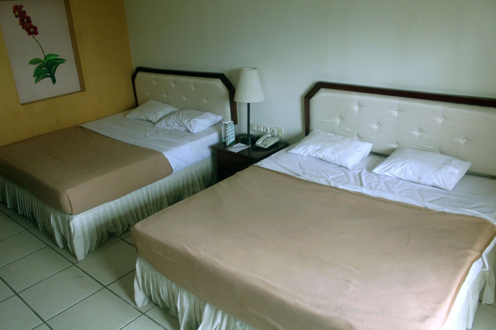 Family Room 2 Deluxe Queen Agrowisata Hotel Salatiga