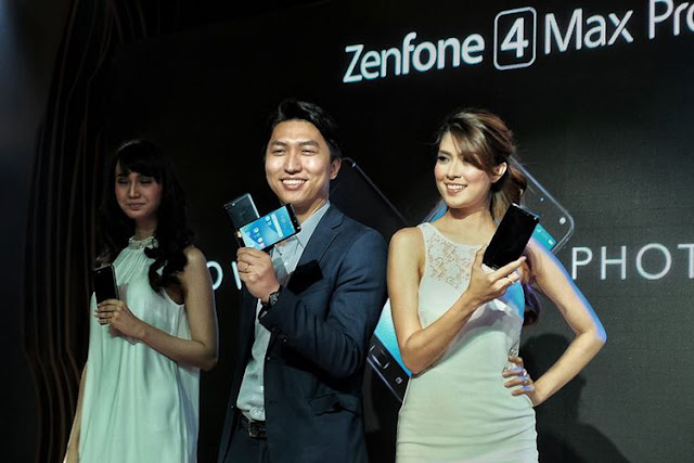 Resmi, Asus Zenfone 4 Max Pro Dijual Rp 2,9 Juta di Indonesia