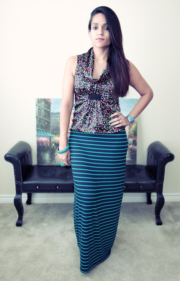Ted Baker, Maxi, TJ Maxx, Home, Weekend, Casual Wear, Tanvii.com