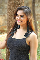 Aswini in lovely Deep Neck Sleeveless Black Dress Spicy Pics ~  Exclusive 51.JPG