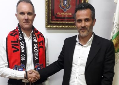 Paulo Cadete assume comando técnico do Vila FC