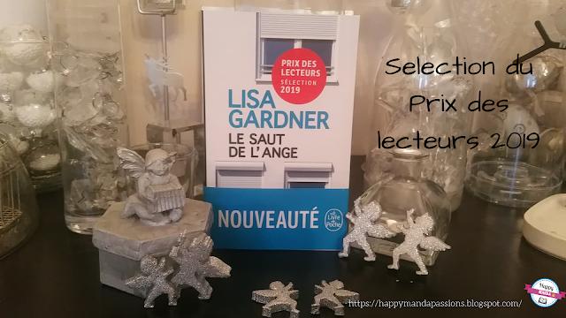 Le saut de l'ange Lisa Gardner avis chronique prix des lecteurs