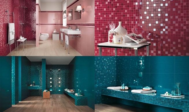 Manzano Design Azulejos Modernos para un Diseo de Bao Original