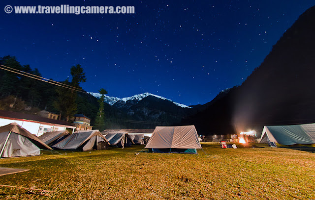 A wonderful place for adventurous campers: Sarahan, Kullu : Vandana Bhagra, Shimla : Hidden among the snow covered hills of Shrikhand Mountian Ranges, which are known for their mythological significance and is said to be one of the adobe of Lord Shiva, this unknown village beckon those with an adventurous spirit as its beautiful landscape and lush green valley will take your breath away. Many of you may get confused with Sarahan in Shimla district with its beautiful Bhimakali Temple but those you know and have been to Kullu will know this Sarahan better at 3200 metres height, and that too if they have had the zeal to walk all the way to picture its magnificent beauty.If you start your journey from Shimla then head towards Narkanda about 63 kms and then towards Nirmand which is another 28 kms approximately, with panoramic views of the Satluj Valley. From there you reach Bhagi Pul and then an uphill narrow road covering a distance of about 12 kms leads to this small village nestled among the mountains in all is pristine. Those who wish to travel by bus should be prepared for a long journey as it is nearly 176 kms from Shimla and can take up to 10 hours to reach, but of course with few stops and immense beauty to admire. Those planning to come from Beas side should be aware that there is no motorable road and would have to cross on foot from the Bishloi Pass.The HPPWD rest house situated outside the village offers decent accommodation which needs to be booked in advance but for the more adventurous laying out their tents (which of course you need to carry) in the open meadows can always be an option. With permission from the Government School nearby you can set your camp under the starry sky. The huge ground in the centre of the village is surrounded by fields, flora and fauna, water streams, waterfalls with amazing views of the snow covered hills nearby.  With so much natural beauty around it becomes quite hard to concentrate on anything and then there were these kids