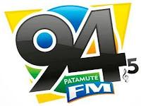 Rádio Patamuté FM de Cajazeiras Paraíba ao vivo..