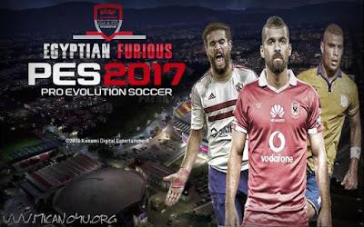 PES 2010 Egy Furious Patch Season 2016/2017