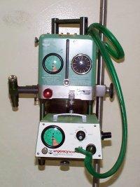 asthma ventilator machine