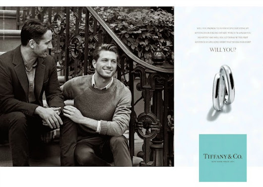 Tiffany & Co. for Marriage Equality